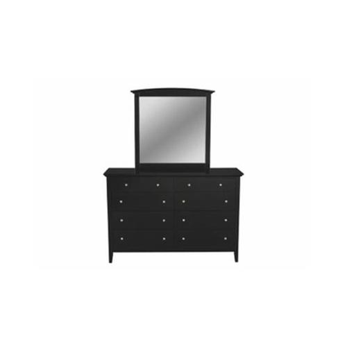 Whistler Dresser in Black Finish