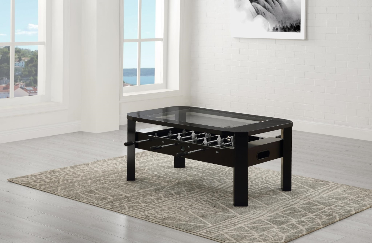 Occasional & Accent TablesCooper Foosball Table, Black