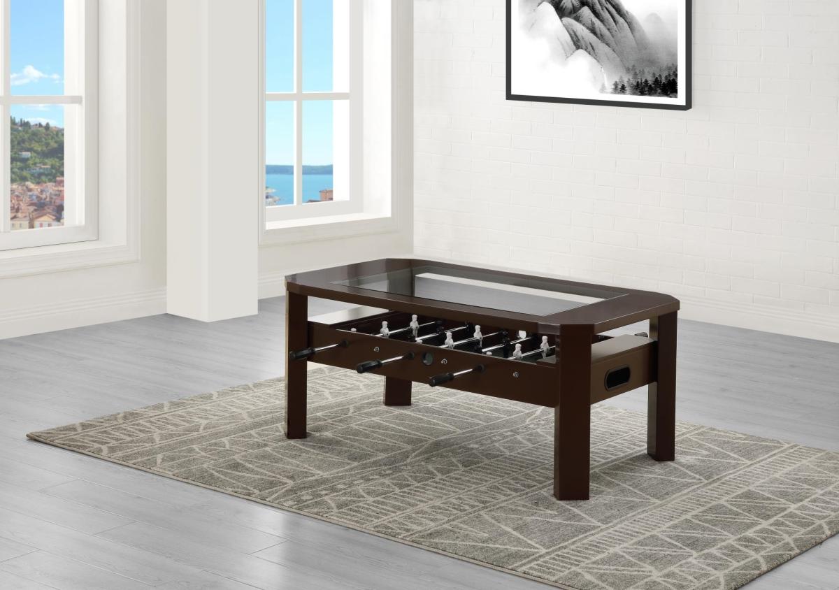 Occasional & Accent TablesCooper Foosball Table, Espresso