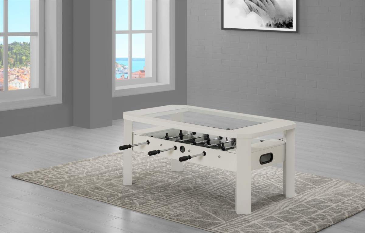 Occasional & Accent TablesCooper Foosball Table, White