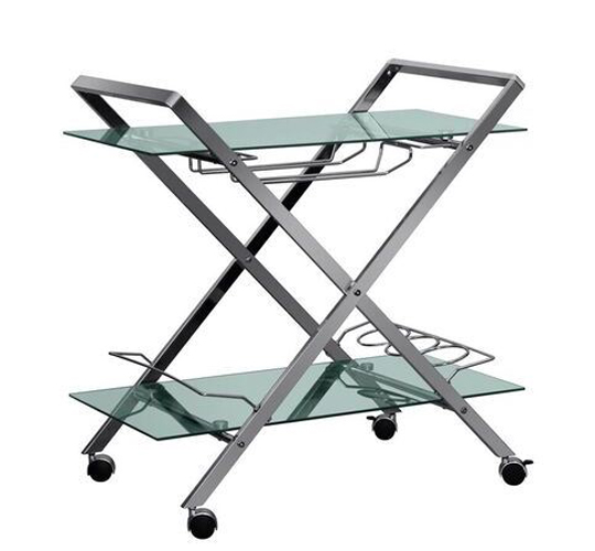 Wine Server Bar Cart