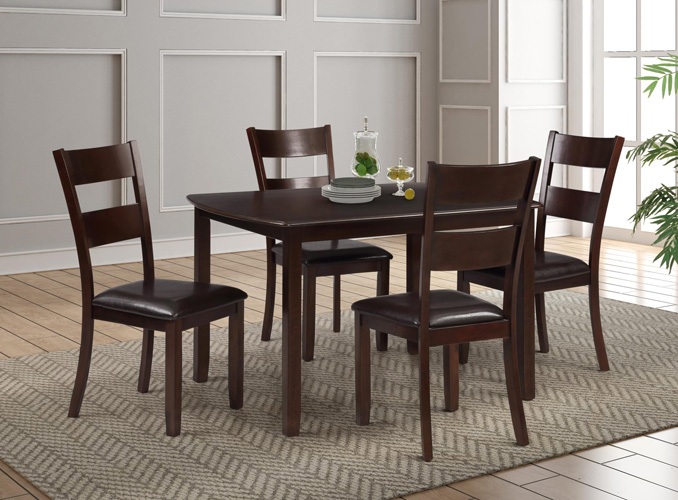 Dining Room Archer 5pc Dining Room  Set