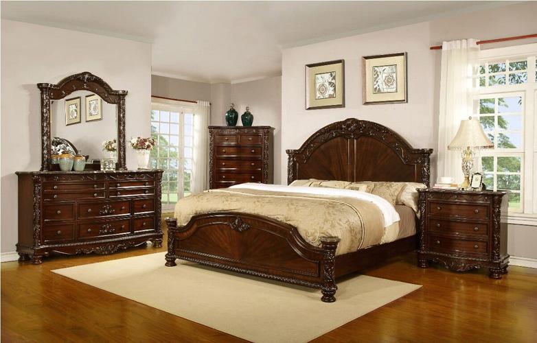 Bedroom Ashton Dresser