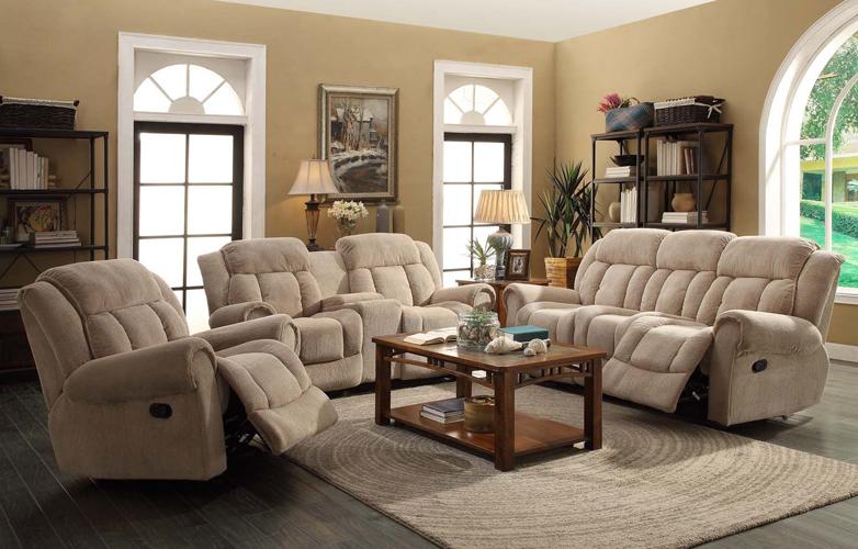Basha Fabric Sofa in Polyester Fabric