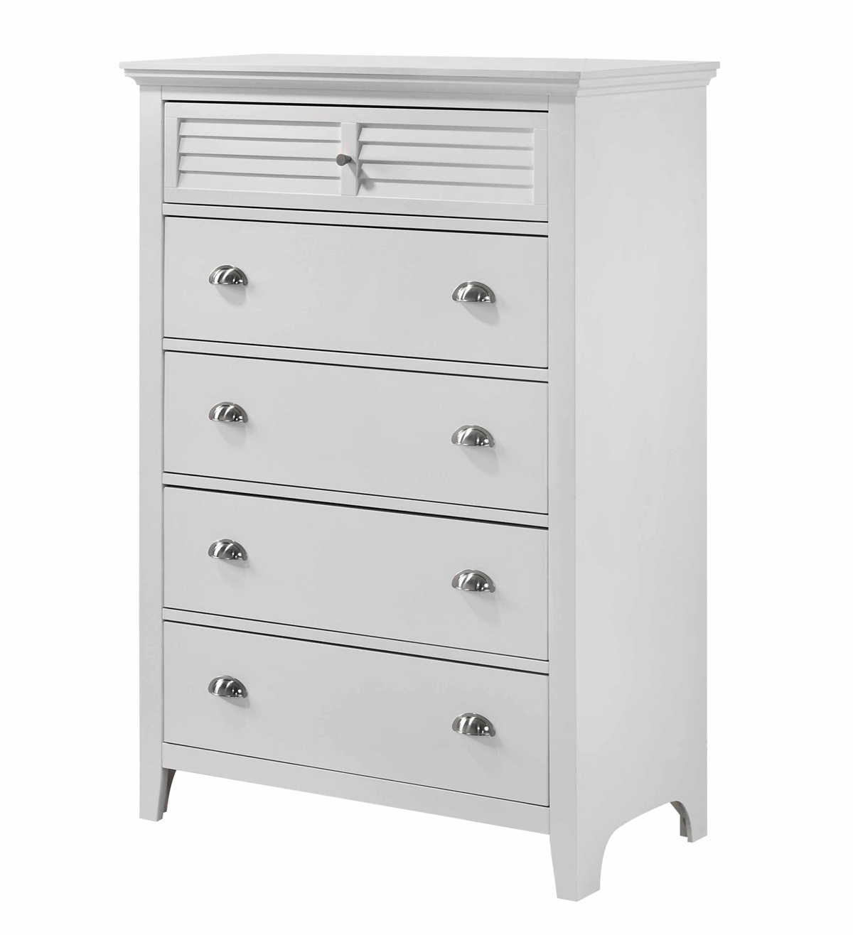 Bessey Chest, White