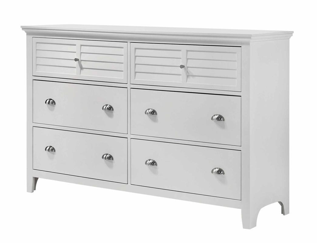 Bessey Dresser, White