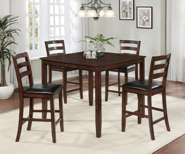 Blair 5-Piece Dining Table & Chairs Set