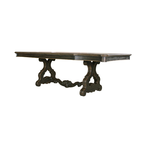 Dining Room Bordeaux Pedestal Table