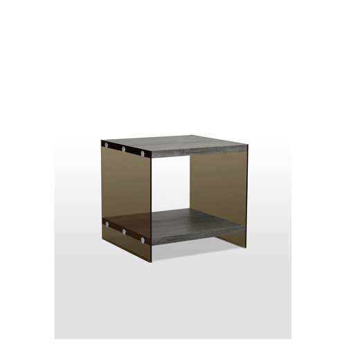 Dayton Gray End Table