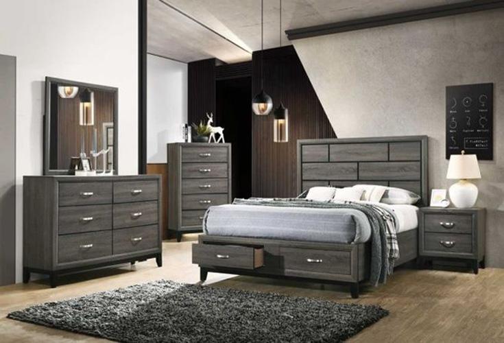 Bedroom James Chest
