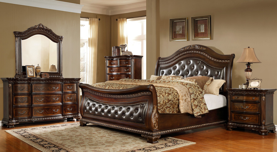 BedroomMilan Queen Bed