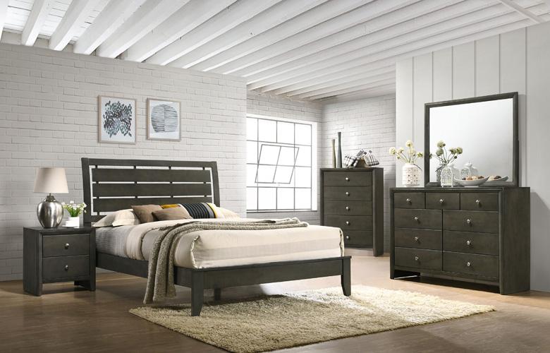 BedroomNoah King Bed