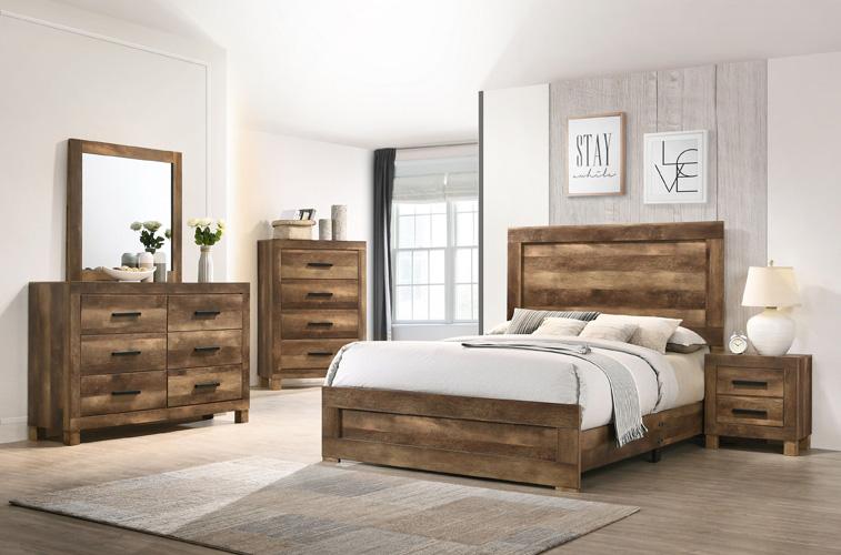 BedroomNeil Queen Bed
