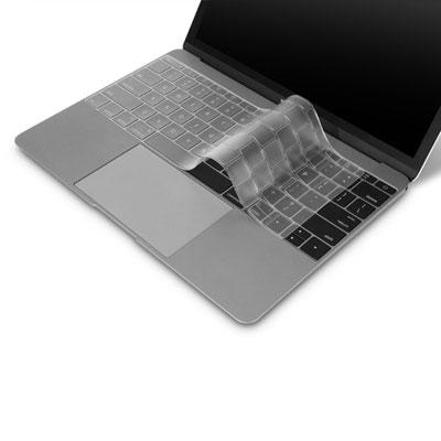 "12"" MacBook KB Cover Clear"