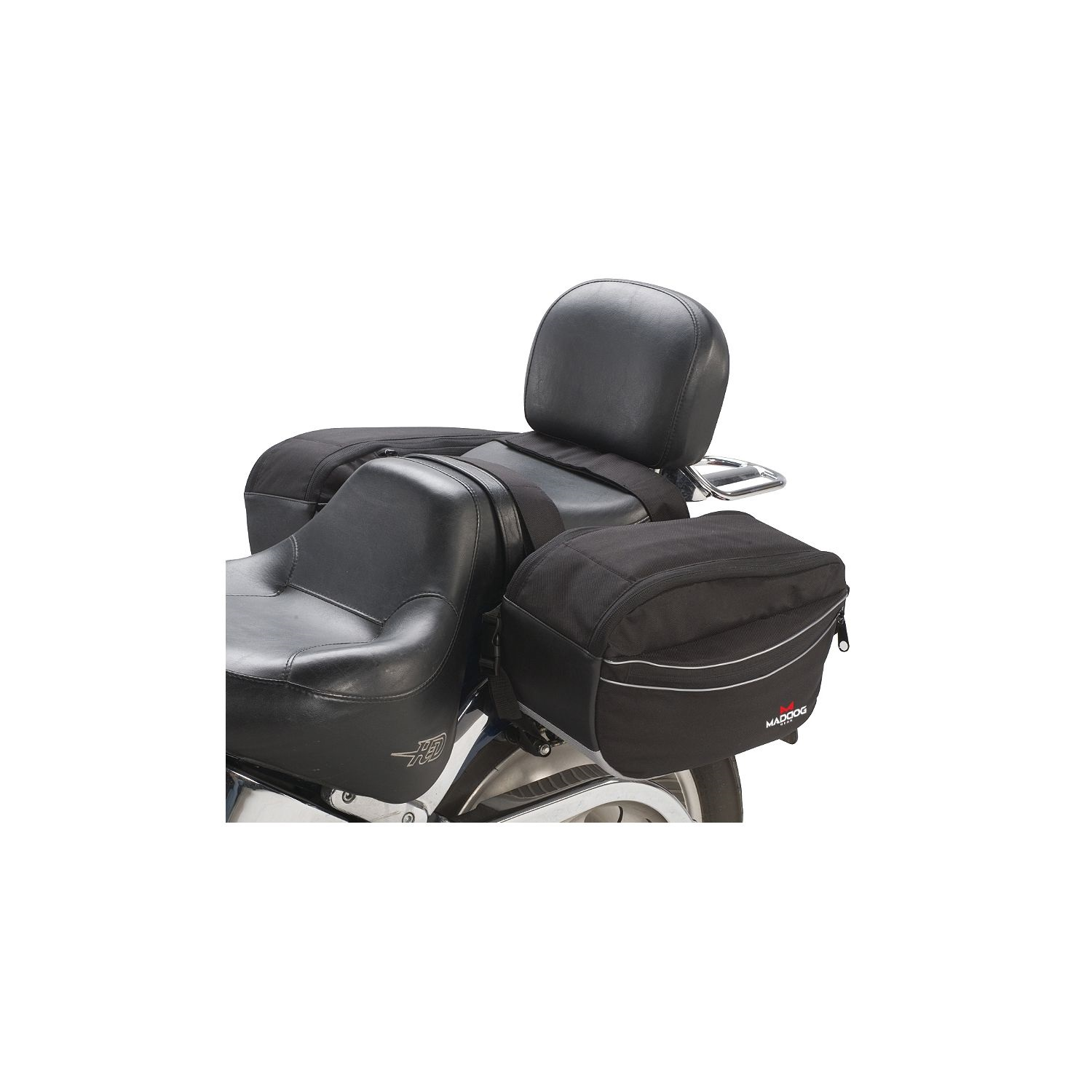 MadDog Gear Motorcycle Saddle Bag