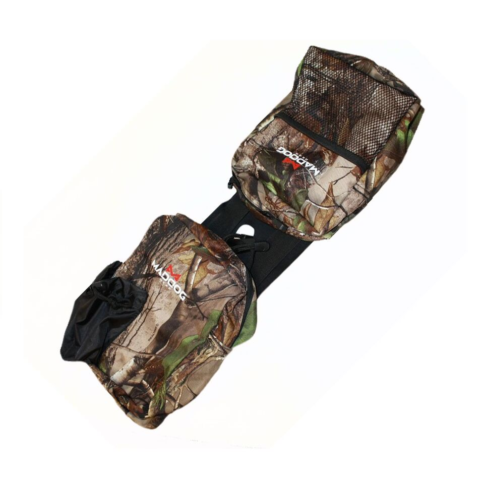 MadDog Gear Tank Top ATV Saddle Bag w/RealTree APG Camo