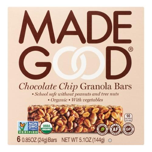 Granola Bar - Chocolate Chip ( 36 - .85OZ )