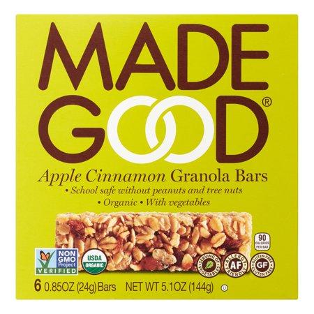 Granola Bar - Apple Cinnamon ( 36 - .85OZ )