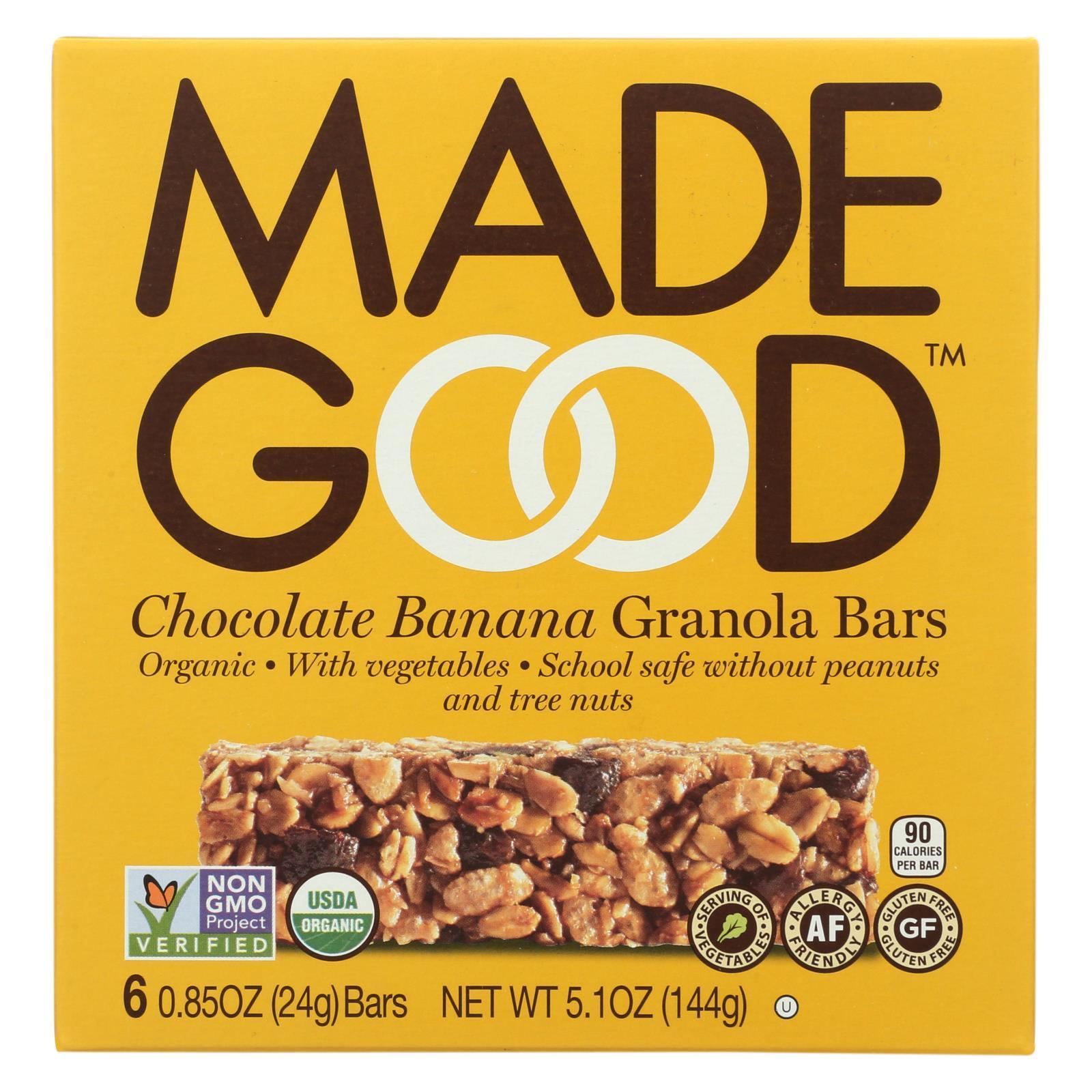 Granola Bar - Chocolate Banana ( 36 - .85OZ )