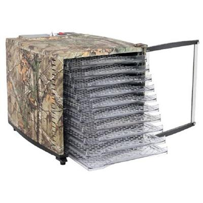 10 tray 800W Food Dehyd camo