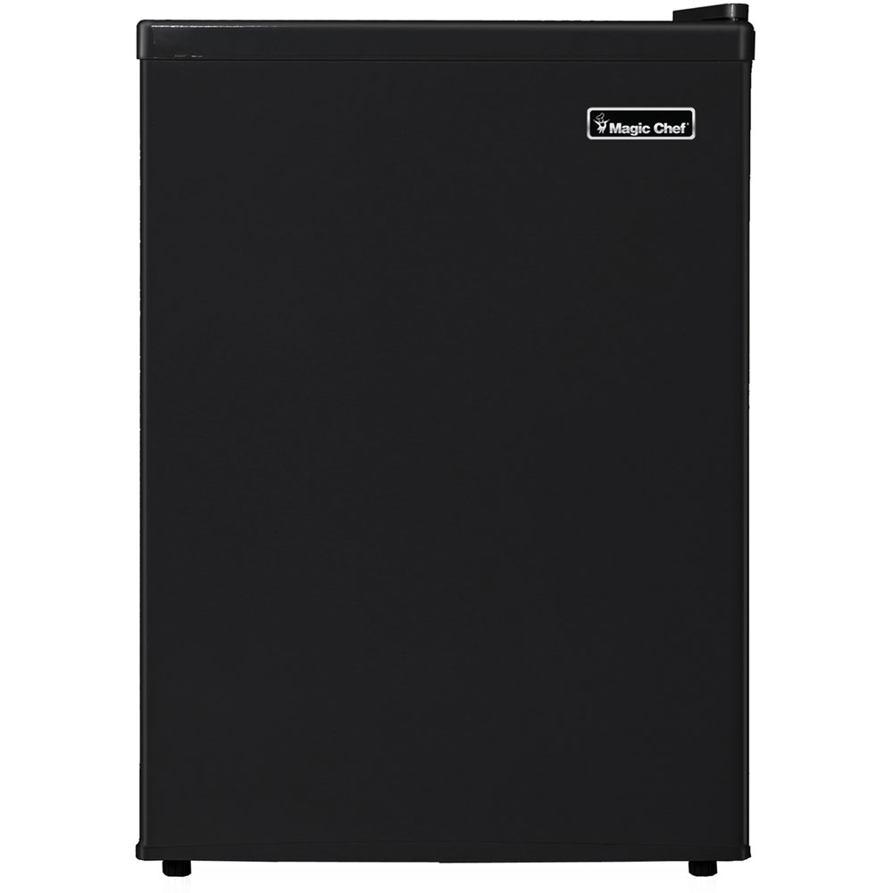 2.4 Compact Fridge with Freezer