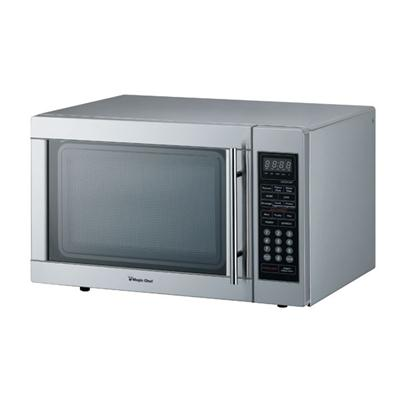 1.3 cu Ft Microwave Oven Stainless Steel