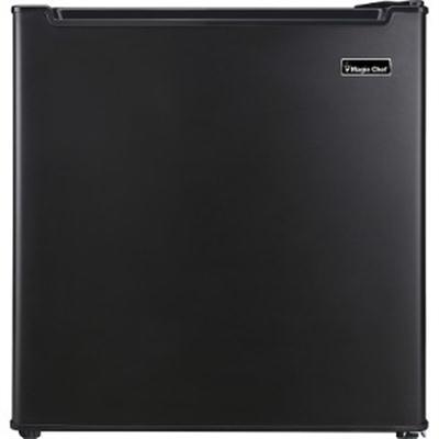 1.7 cf Compact Refrigerator Black