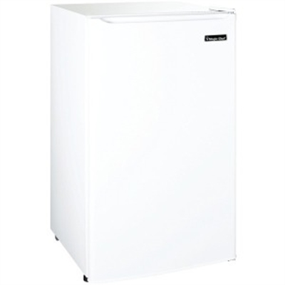 3.5 cf. Compact Fridge White