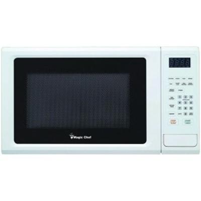 1.1 CF Cntertop Microwave Wht