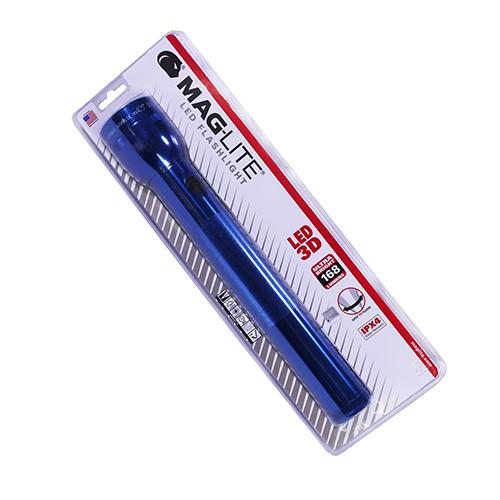 3 D LED Blue