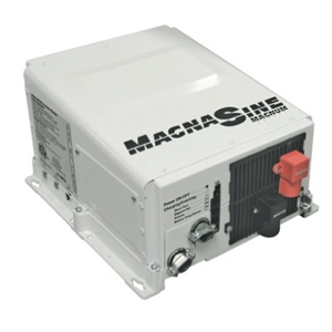 2000 Watt, 12V Inverter / 100 Amp Charger / 2-20A AC Breakers, Pure Sine Wave