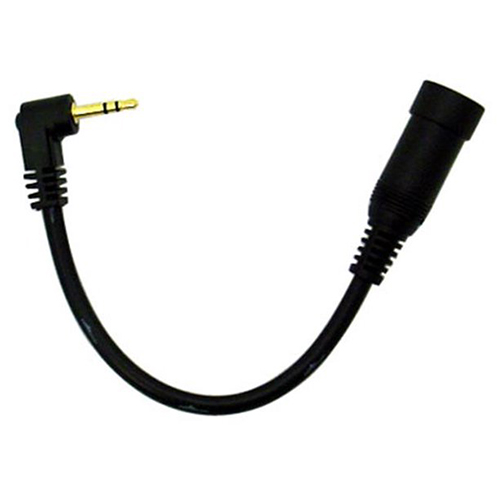 2 WAY RADIO ADAPTER CABLE W/1 PRONG FOR MOTOROLA