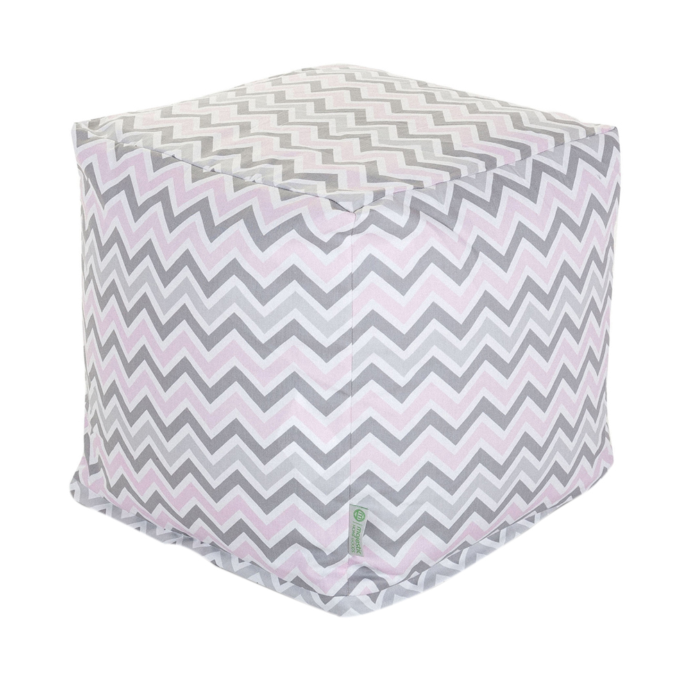 Majestic Home Goods Pink Zoom Zoom Small Cube