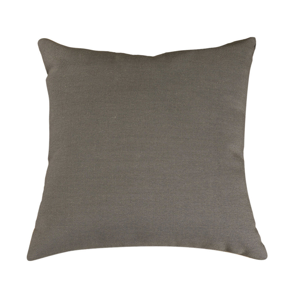 Majestic Home Goods Living Room Furniture Gray Wales Large Pillow