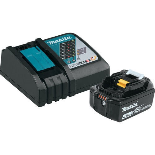 18-Volt LXT Lithium-Ion Battery and Charger Starter Pack