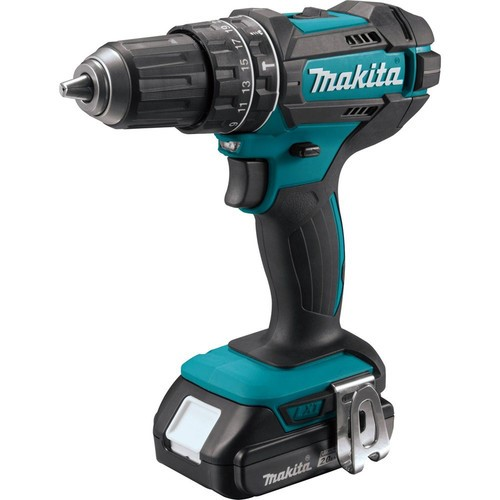 """18V LXT+ Lithium-Ion Compact Cordless 1/2"""" Hammer Driver-Drill Kit (2.0Ah)"""