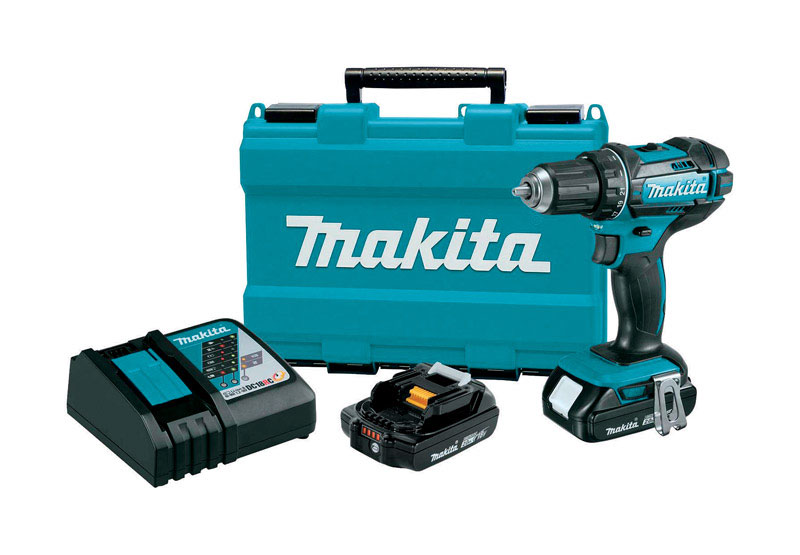 """18V Compact Lithium-Ion Cordless 1/2"""" Driver-Drill Kit"""