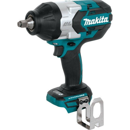 "18V LXT+ Lithium-Ion Brushless Cordless High Torque 1/2"" Sq. Drive Impact Wrench, Tool Only"