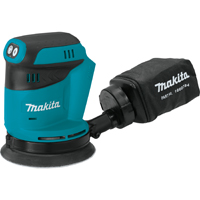 "Makita 18V LXT� Lithium-Ion Cordless 5"" Random Orbit Sander, Tool Only"