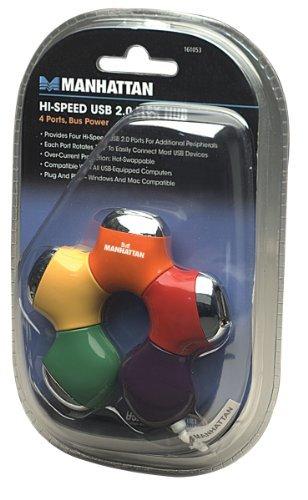 4 port USB Flex Hub