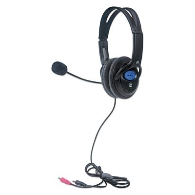 Stereo Headset Black