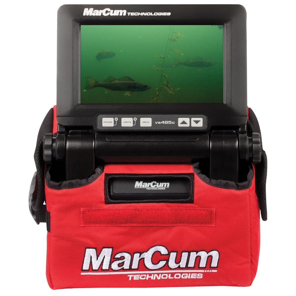 Marcum VS485C Underwater Viewing System 7in LCD Color