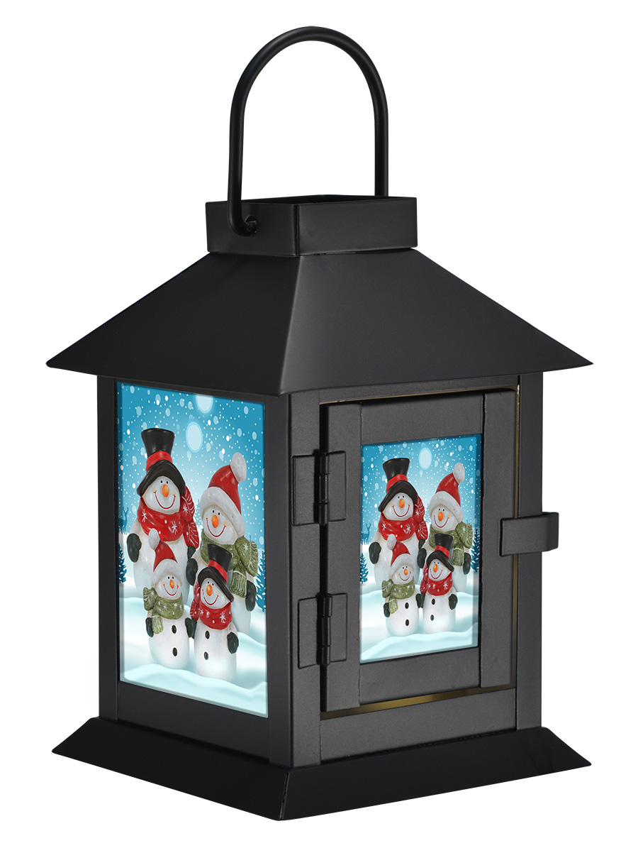 Snow Family Generation II Lantern