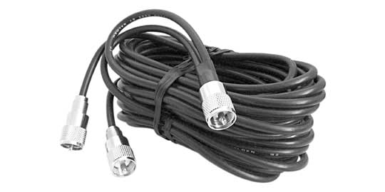 12' COPHASE HARNESS W/PL259 CONNECTORS
