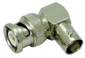 RIGHT ANGLE BNC ADAPTOR