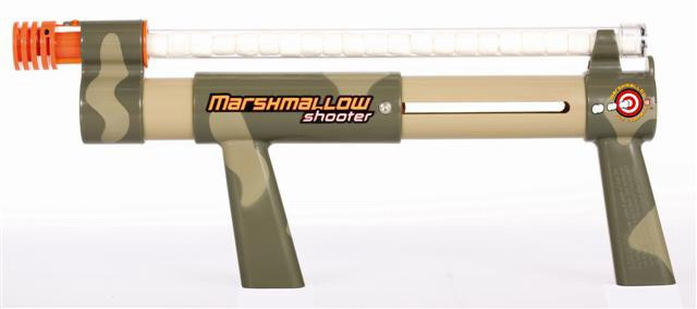 Camo Shooter - Marshmallow Shooter