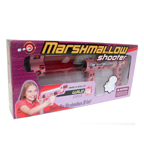 Cheetah Marshmallow Shooter