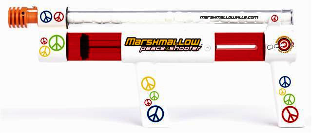Peace Shooter - Marshmallow Shooter