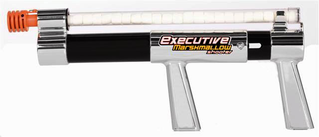 Executive Shooter - Marshmallow Shooter