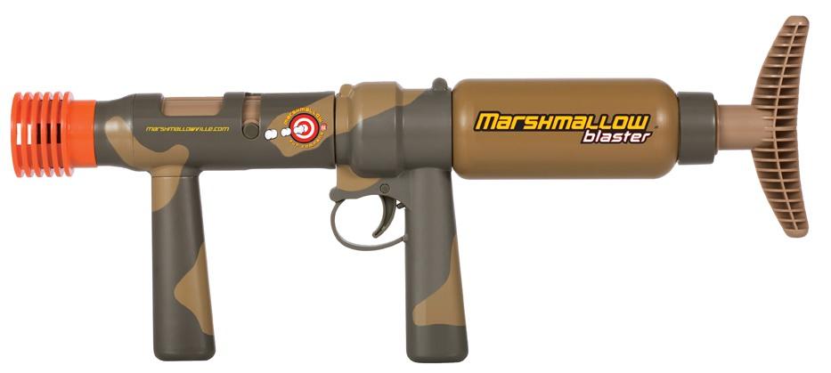 Camouflage Marshmallow Blaster